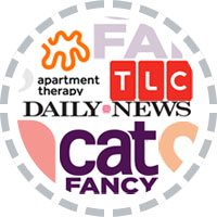 Daily News, Apartment Therapy, Cat Fancy and TLC